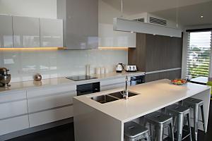 Full Kitchen View-Brisbane Kitchens