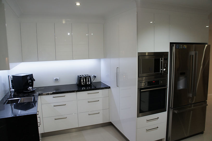 Butlers Pantry - Kitchen Renovation Brisbane