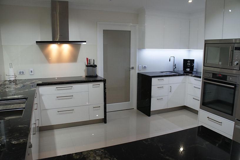 LED Strip Lighting - Brisbane Kitchens