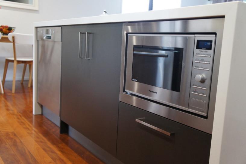 Integrated Microwave - Kitchen Appliances Brisbane