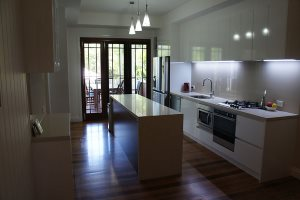 Brisbane Kitchens - Compact Galley