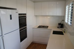 Brisbane Kitchens-Compact Kitchen