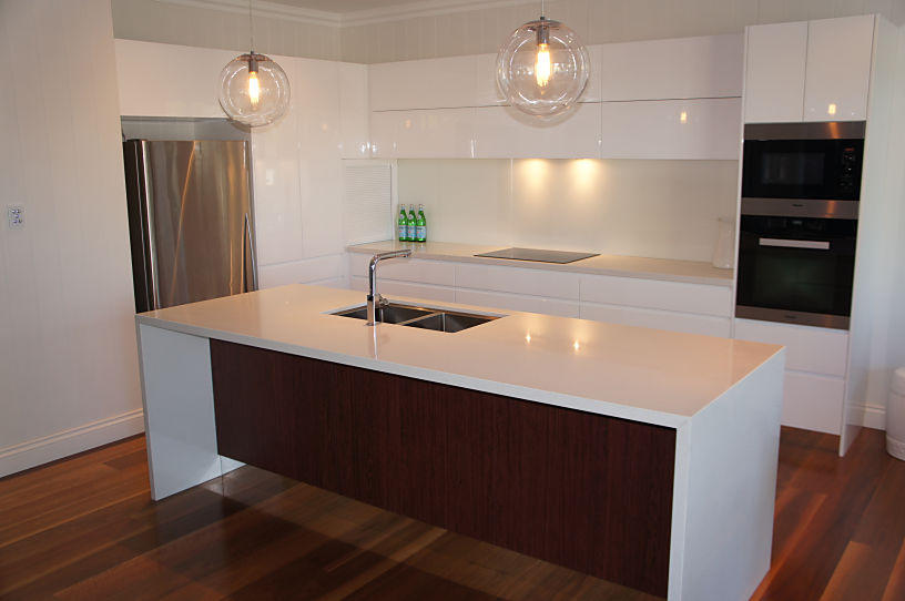 Brisbane Kitchens-Simple Elegance