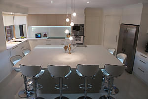 Brisbane Kitchens-Kitchen Dining