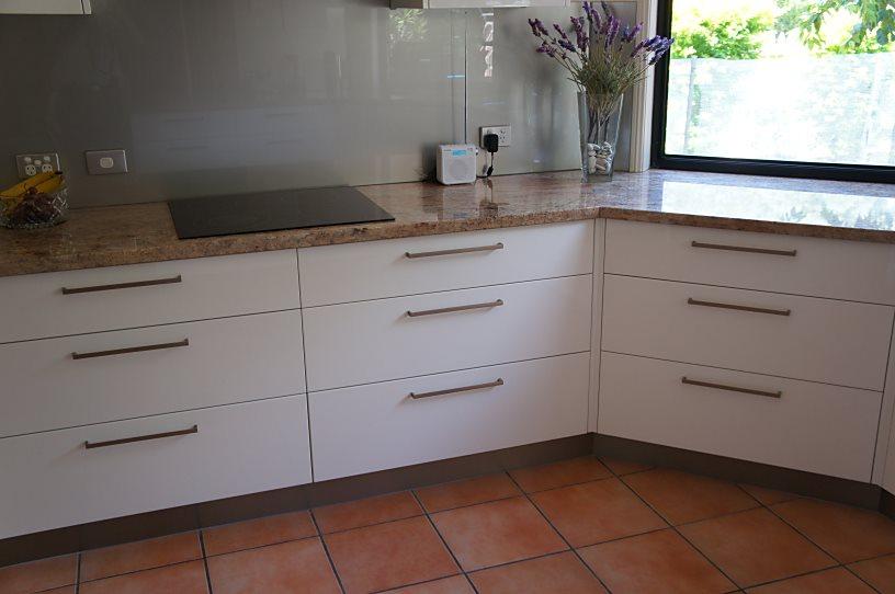 Brisbane Kitchens-Elegant Granite