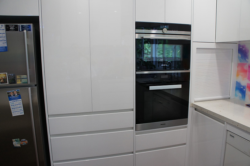 Brisbane Kitchens-Handleless Cabinetry