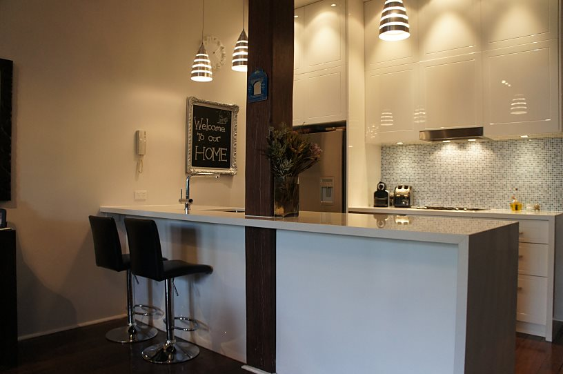Brisbane Kitchens-Apartment Stunner