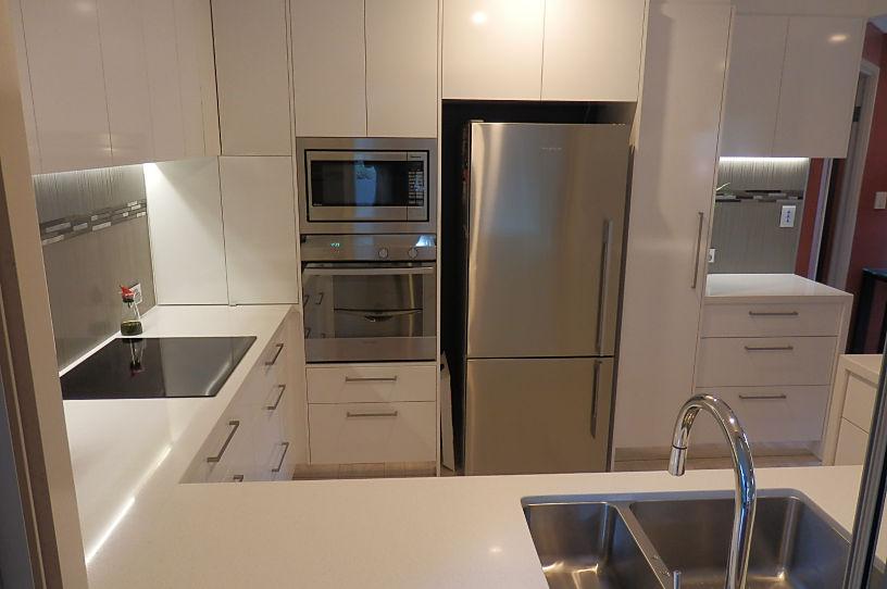 Brisbane Kitchens-Integrated Appliances