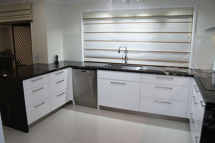 kitchen designs brisbane northside black granite new kitchens brisbane 639