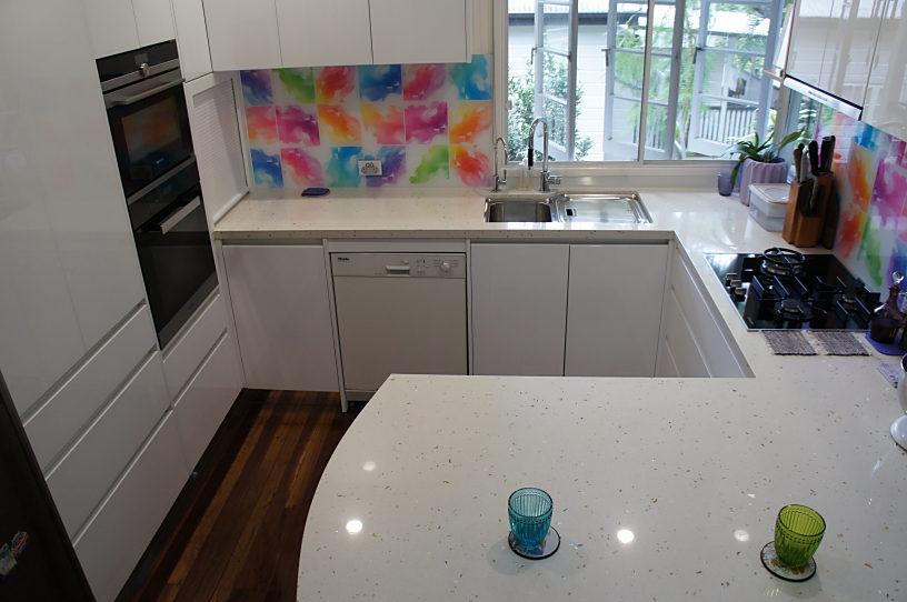 Brisbane Kitchens-Quantum Quartz Benchtop