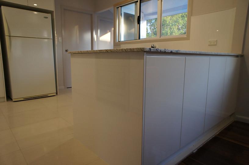 Brisbane Kitchens-River White