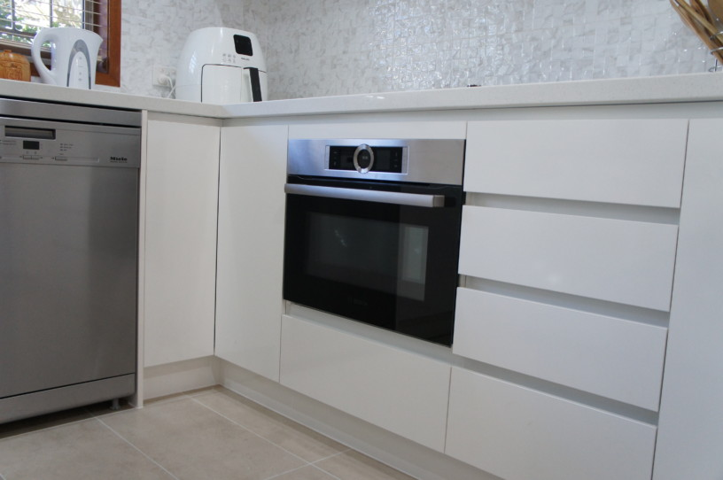 Brisbane Kitchens-Compact Oven