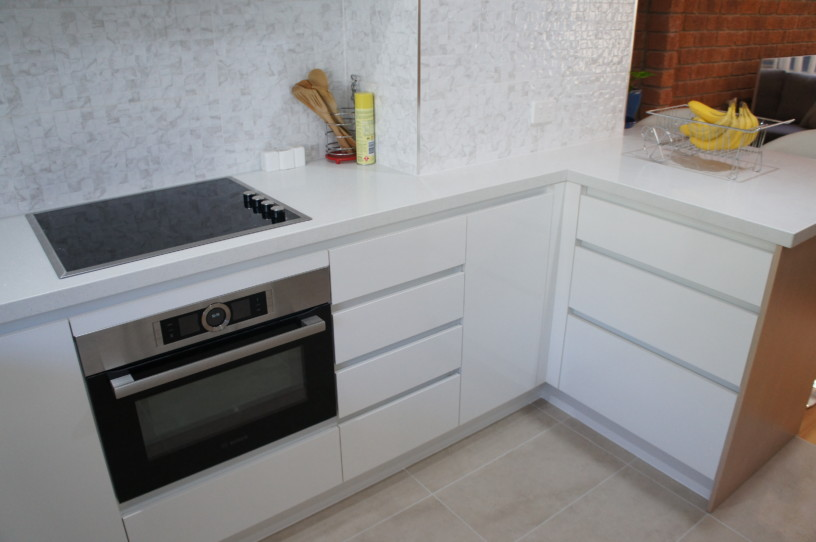 Brisbane Kitchens-Handle-less Cabinetry
