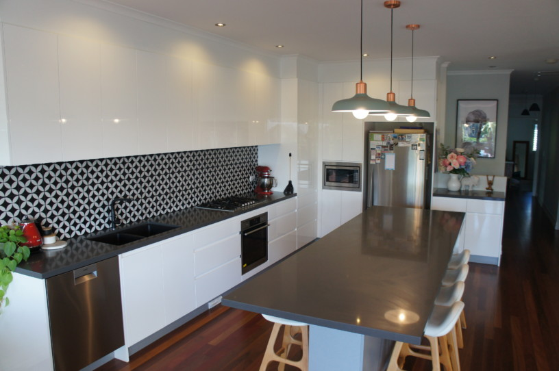 Brisbane Kitchens-Contemporary Elegance