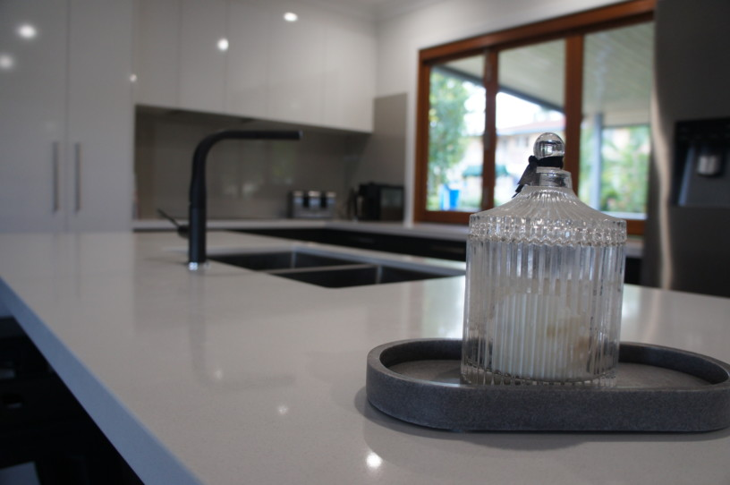 Black Tapware Kitchens Brisbane