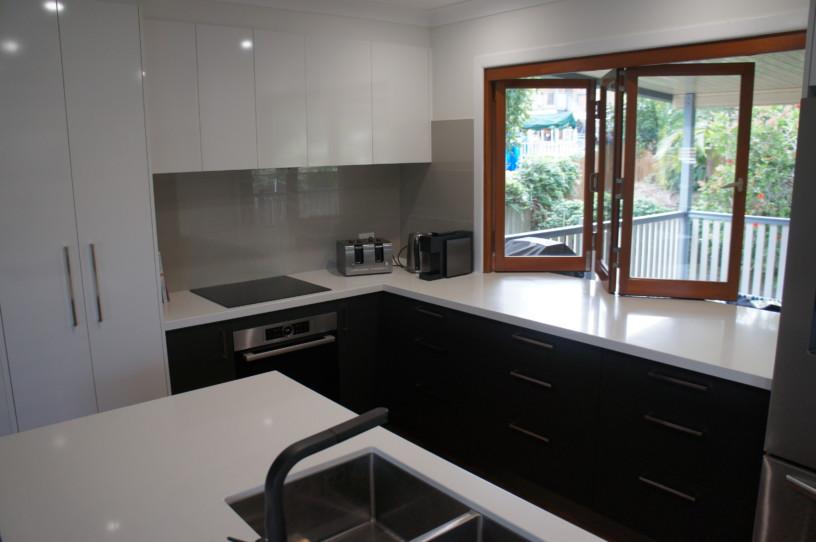Brisbane Kitchens-Open & Airy
