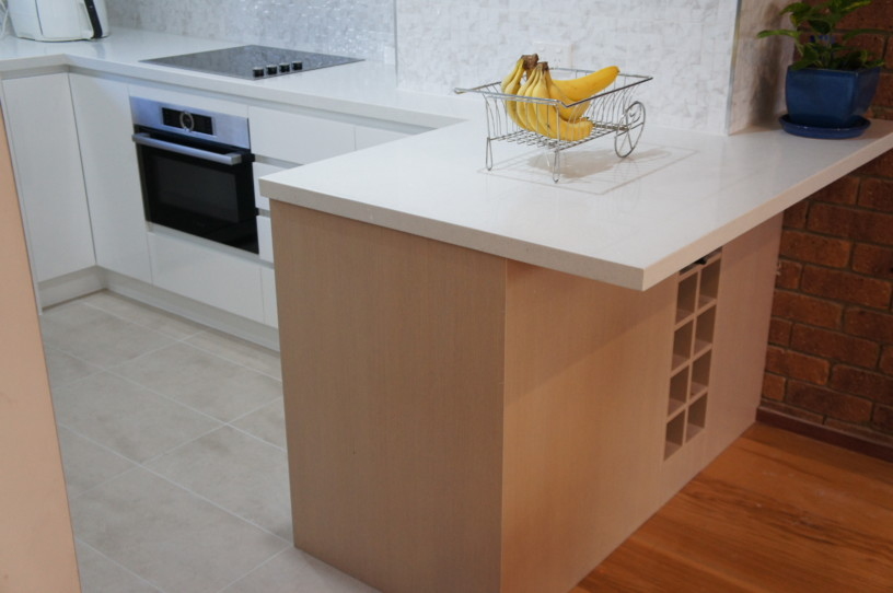 Brisbane Kitchens-Polytec Woodgrain
