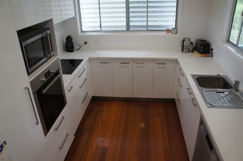 Brisbane Kitchens-Classic U Shape