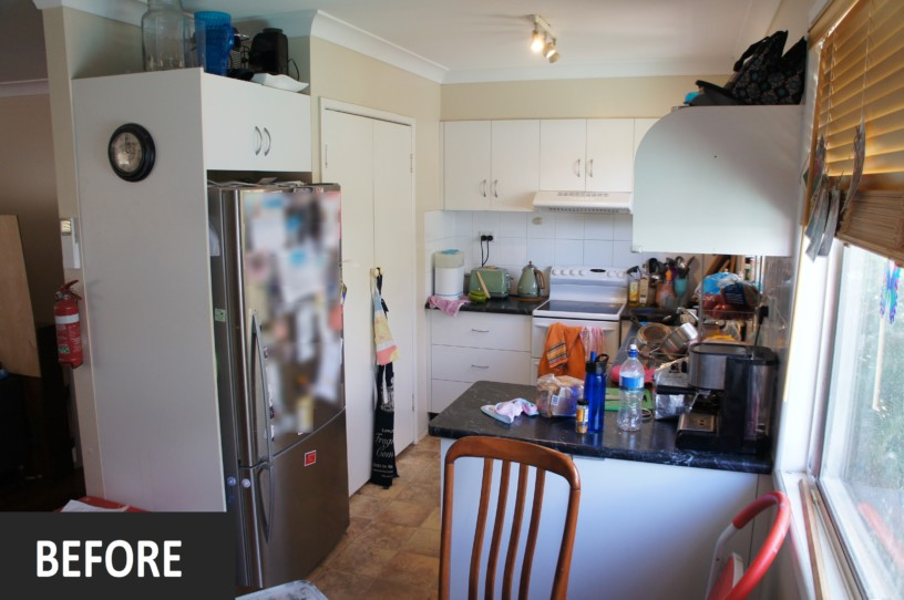 Brisbane Kitchens-Before