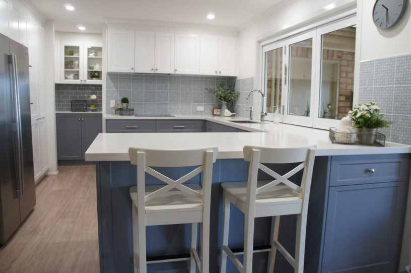 Brisbane Kitchens-Hampton's Inspiration