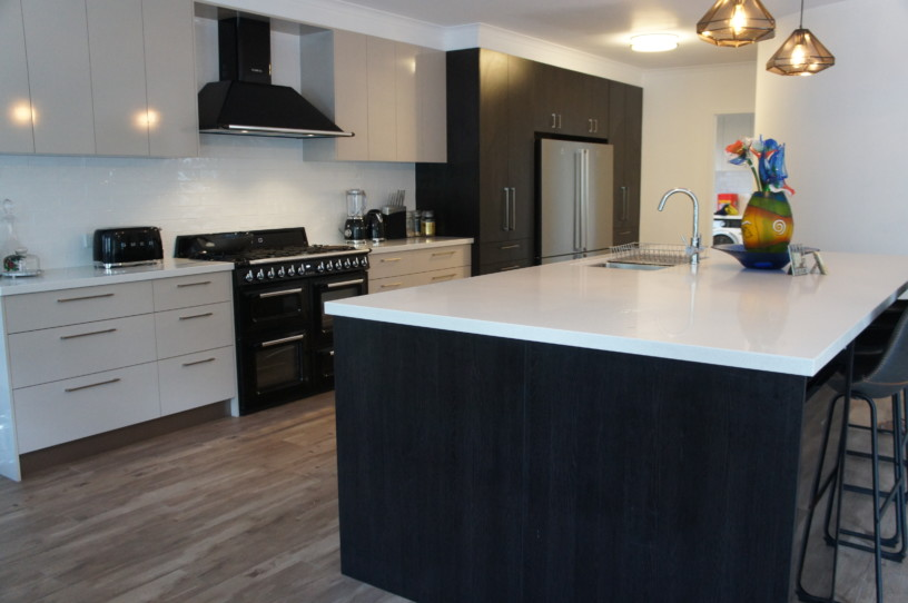Brisbane Kitchens-Polytec Multicolour