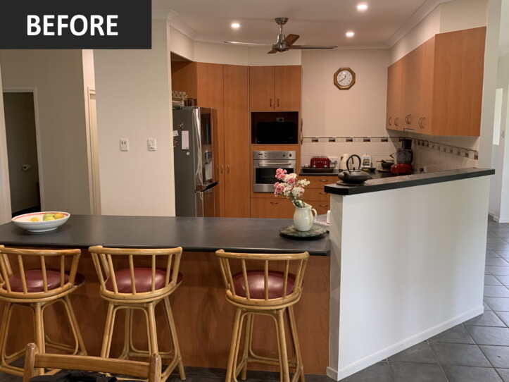 Brisbane Kitchens-Chef's Paradise-Before