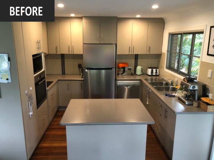Brisbane Kitchens-Functional Transformation-Before-2