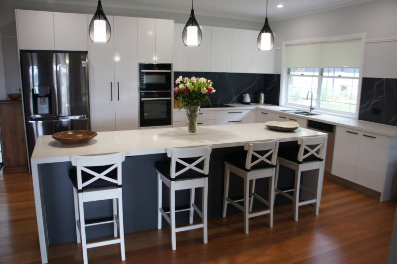 Open Plan Living-Brisbane Kitchens