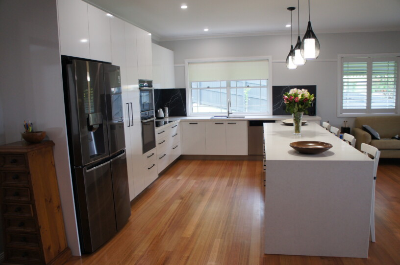 Open Plan Living-Brisbane Kitchens